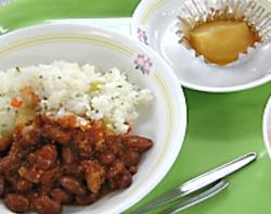 株式会社ジーエスエフ/岡山市立上道学校給食センター/KM4379の画像・写真