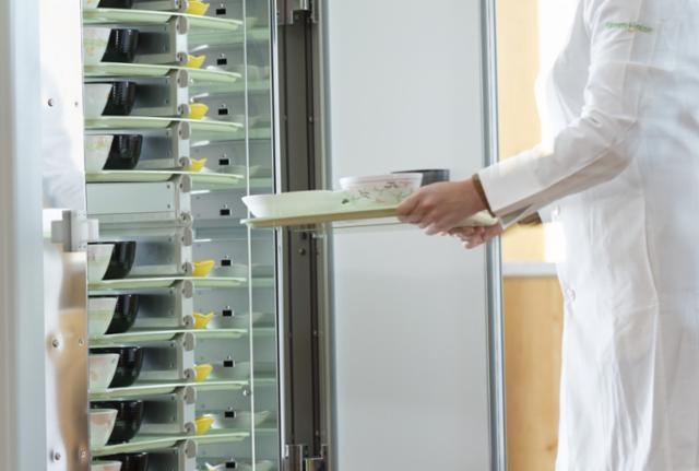 株式会社グリーンヘルスケアサービス/慶應義塾大学病院 特別食・産科食/0P4322の画像・写真